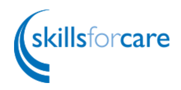 Skills For Care logo