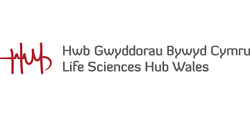 Life Sciences Hub Wales logo