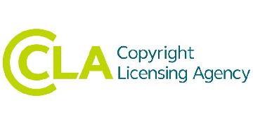 The Copyright Licensing Agency,  logo