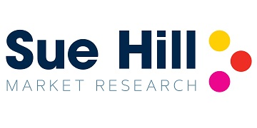 Sue Hill Market Research logo