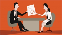 Creating rapport in an interview