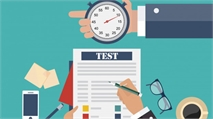 Psychometric testing in interviews